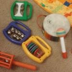 Baby instruments