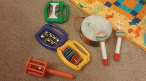 Baby instruments